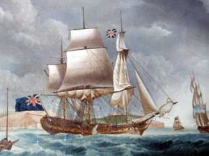 Ships of the East India Company