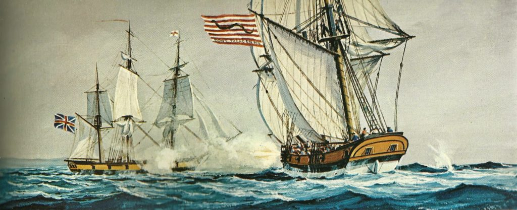 The War of 1812 on the Chesapeake