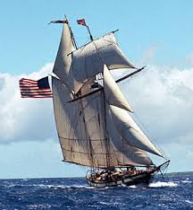 American Privateers holding letters of marque and plunder