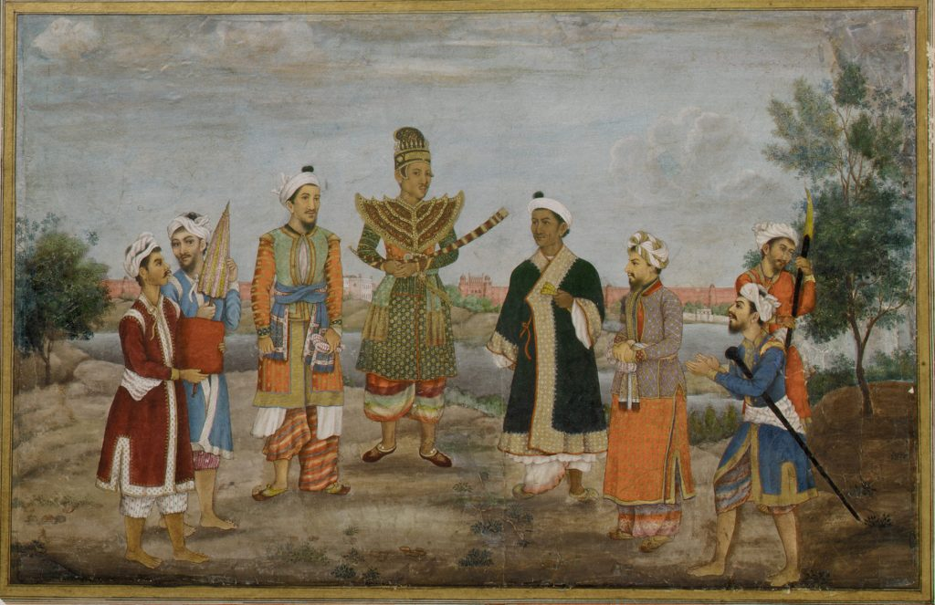 Empire of the Oceans trade in India
