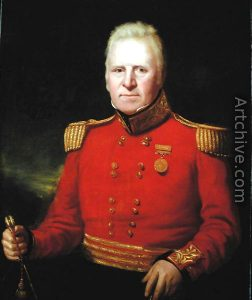 Major General Sir David Baird