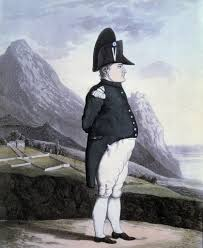 Napoleon Bonaparte's final years were spent in exile on St Helena.
